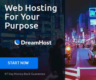 Web Hosting For Your Purpose - DreamHost - Start Now